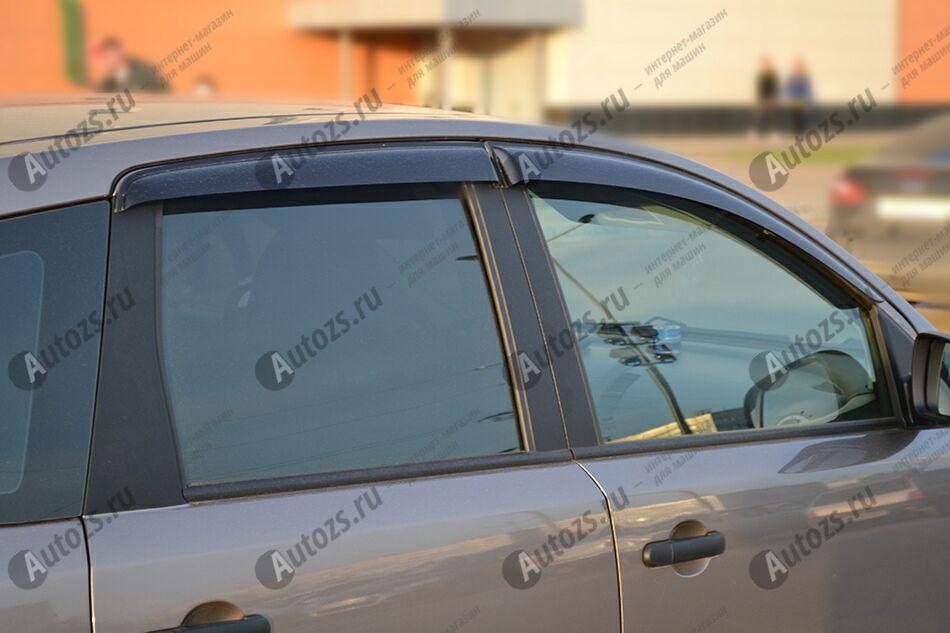 Купить Дефлекторы боковых окон Nissan Note I (2005-2009)