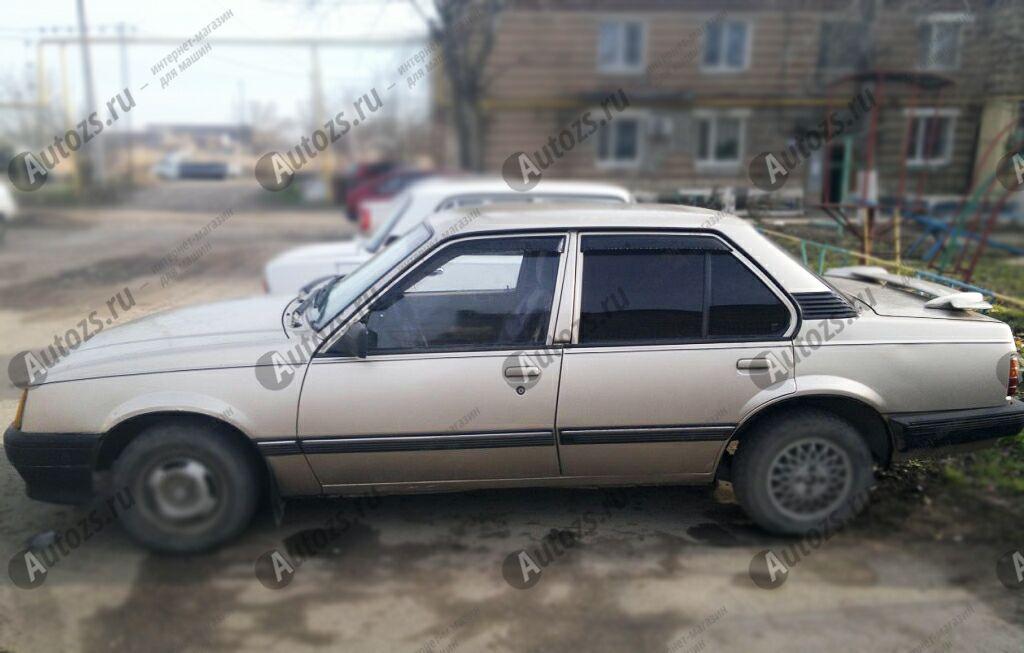 Купить Дефлекторы боковых окон Opel Ascona C Седан (1981-1988)