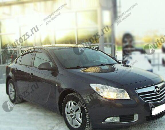 Купить Дефлекторы боковых окон Opel Insignia I Рестайлинг Седан (2013+)
