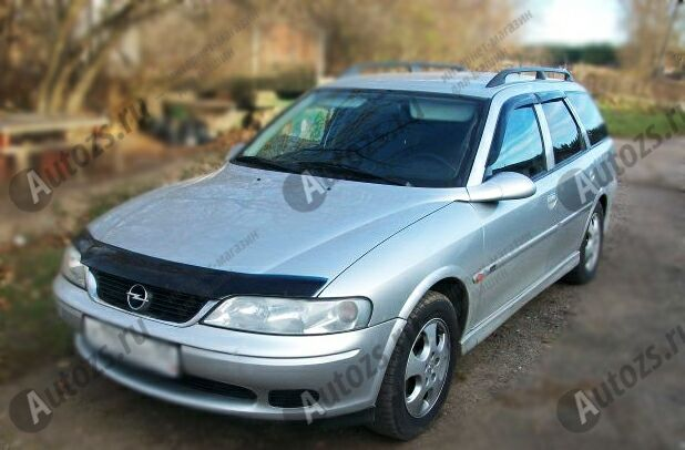 Дефлекторы боковых окон Opel Vectra B Рестайлинг Универсал 5дв. (1999-2002)Дефлекторы боковых окон<br>Дефлекторы боковых окон индивидуальны для каждого автомобиля. Продукция изготовлена с помощью точного компьютерного оборудования и новейших технологий. Дефлекторы окон блокируют сильный ветер, бурный поток во...<br>