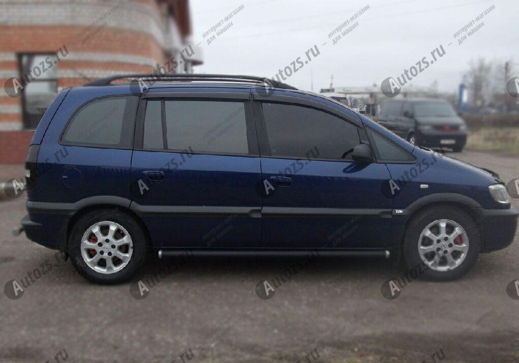 Купить Дефлекторы боковых окон Opel Zafira A (1999-2003)
