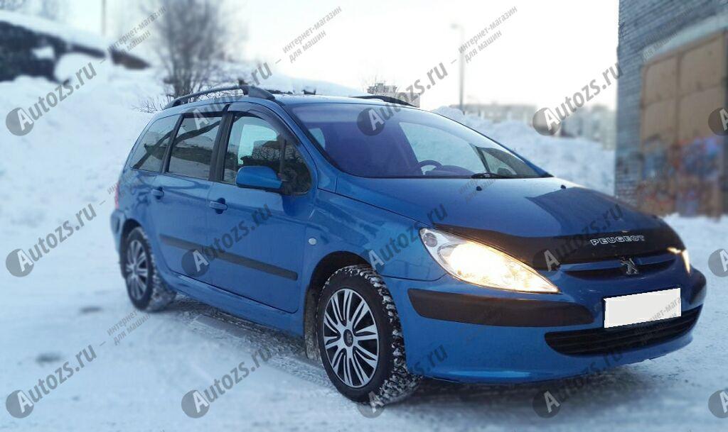 Купить Дефлекторы боковых окон Peugeot 307Универсал 5дв. (2001-2011)