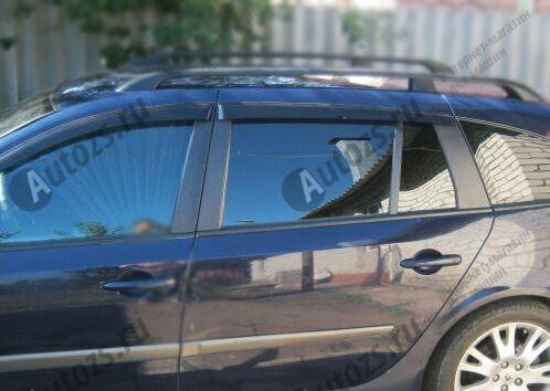 Купить Дефлекторы боковых окон Renault Laguna II Универсал 5дв. (2001-2005)