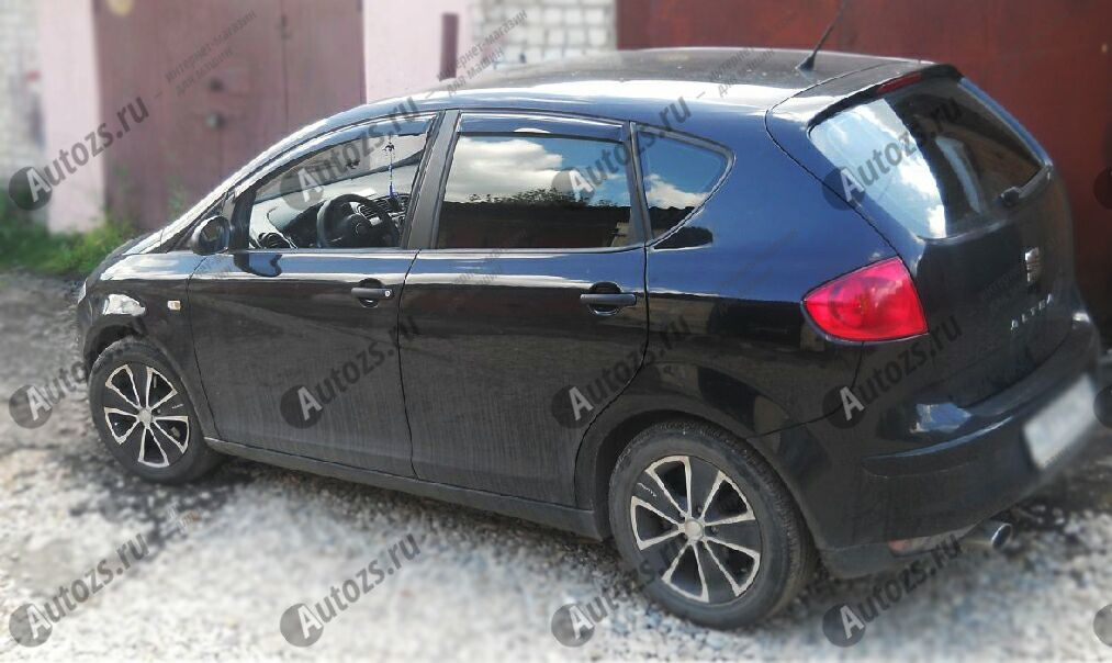 Купить Дефлекторы боковых окон SEAT Altea I (2004-2009)