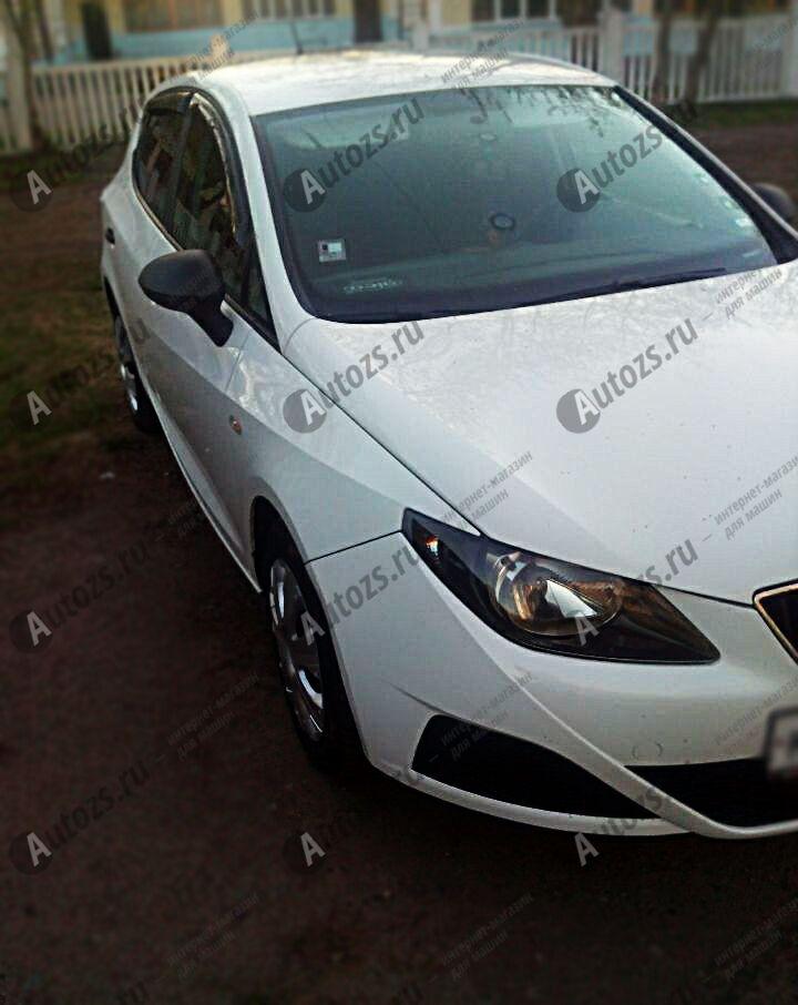 Купить Дефлекторы боковых окон SEAT Ibiza IV Хэтчбек 5дв. (2008-2012)