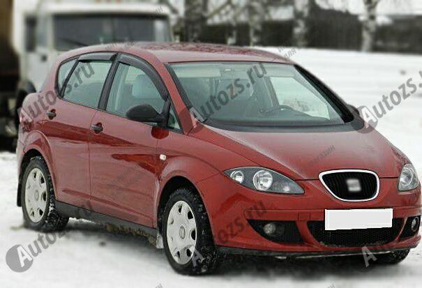 Купить Дефлекторы боковых окон SEAT Toledo III (2006-2009)