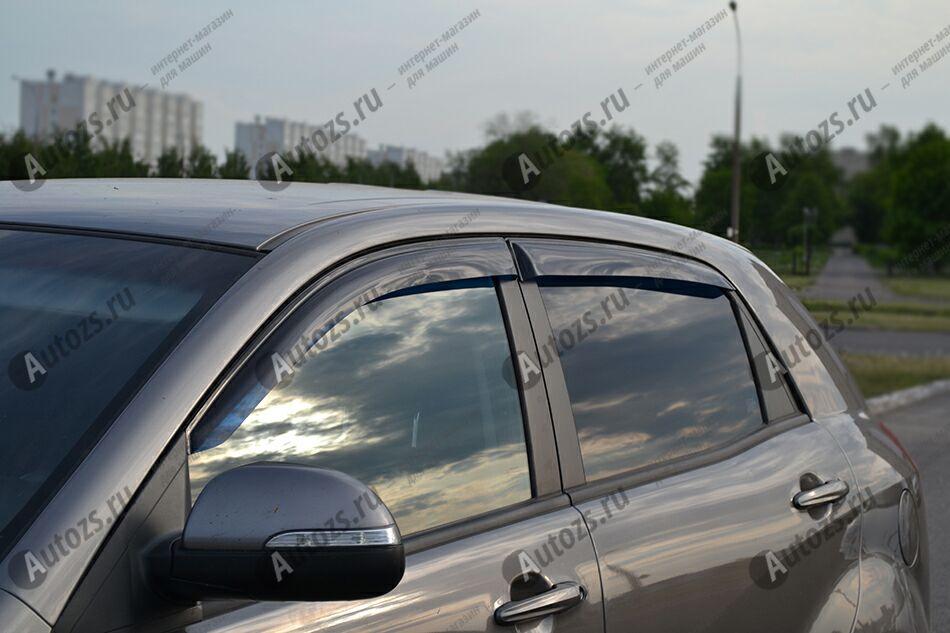 Дефлекторы боковых окон SsangYong Actyon II Рестайлинг (2013+)Дефлекторы боковых окон<br>Дефлекторы боковых окон индивидуальны для каждого автомобиля. Продукция изготовлена с помощью точного компьютерного оборудования и новейших технологий. Дефлекторы окон блокируют сильный ветер, бурный поток во...<br>