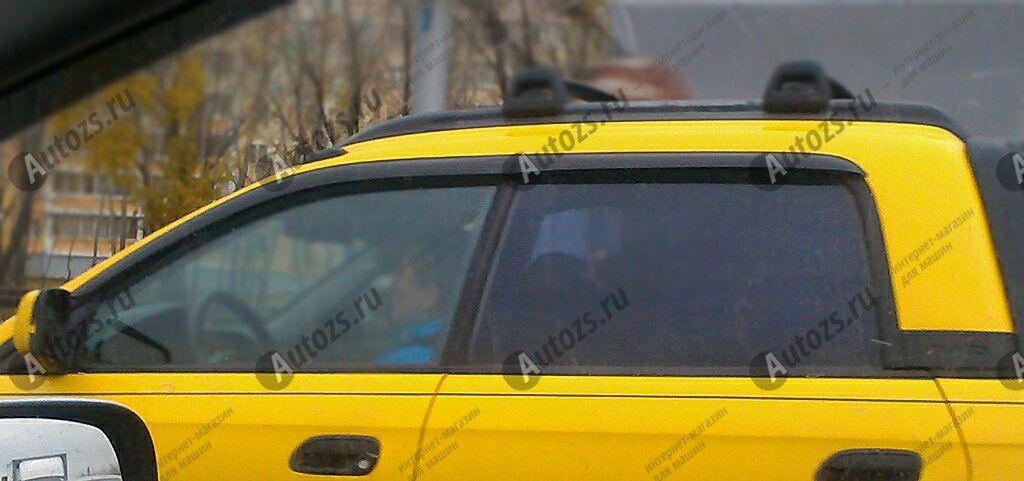 Купить Дефлекторы боковых окон Subaru Baja