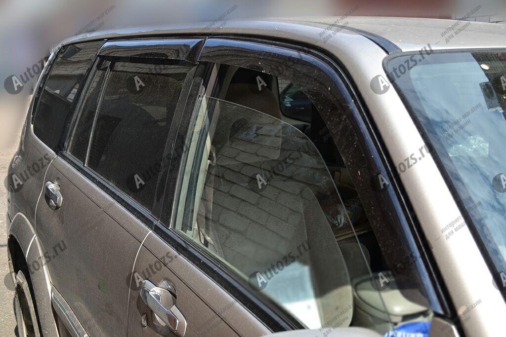 Купить Дефлекторы боковых окон Suzuki XL7