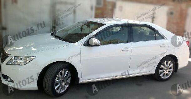 Купить Дефлекторы боковых окон Toyota Camry VII (XV50) (2011-2014)