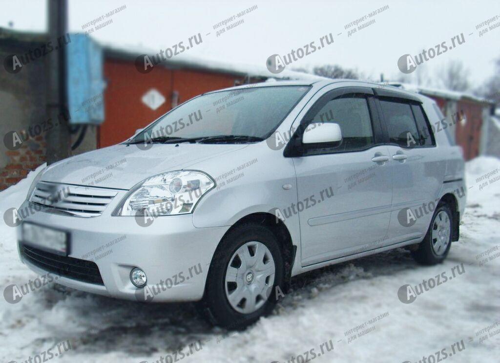 Дефлекторы боковых окон Toyota Raum II (2003-2011) - купить со скидкой