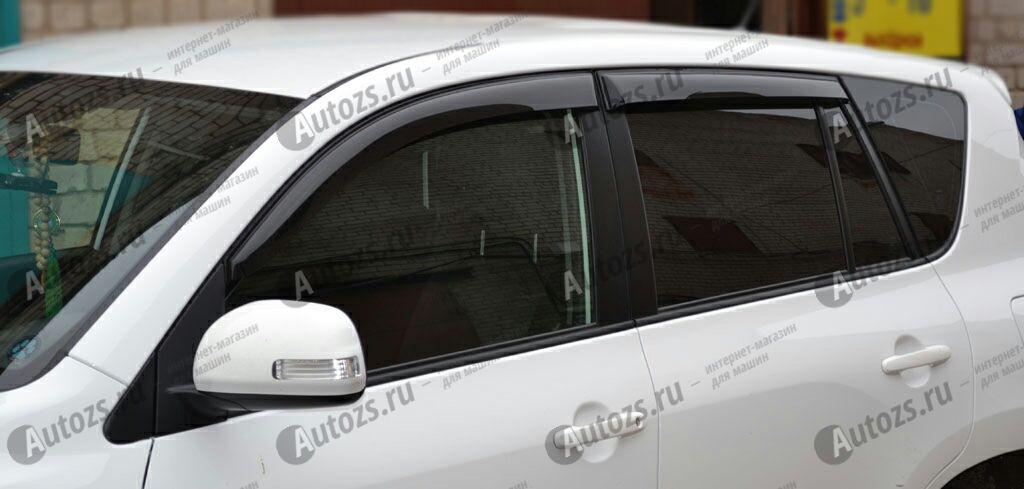 Дефлекторы боковых окон Toyota RAV 4III (XA30) (2005-2010) - купить со скидкой