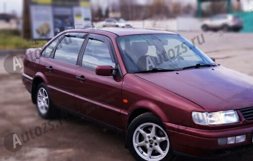 Купить Дефлекторы боковых окон Volkswagen Passat B3 Седан (1988-1997)