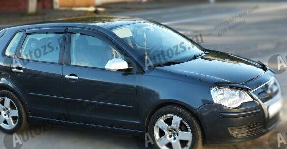 Купить Дефлекторы боковых окон Volkswagen Polo IV Хэтчбек 5дв. (2001-2005)