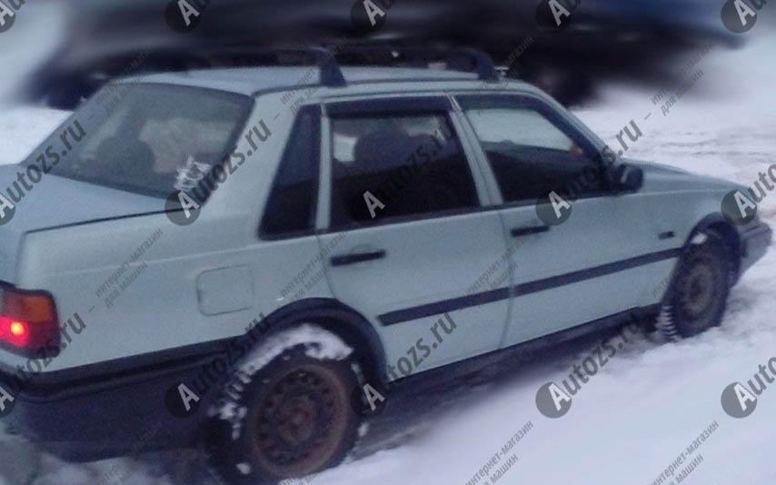 Купить Дефлекторы боковых окон Volvo 460 (1988-1997)