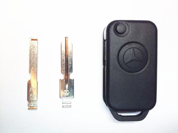 Купить Выкидной Ключ Mercedes 1 Кнопка
