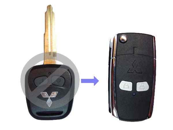 Купить Выкидной Ключ Mitsubishi
