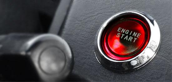 Купить Кнопка зажигания Pivot Illumi Starter - красная подсветка