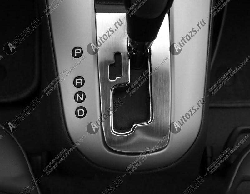 Декоративная накладка на панель АКПП Chevrolet Cruze 1 2009-2015
