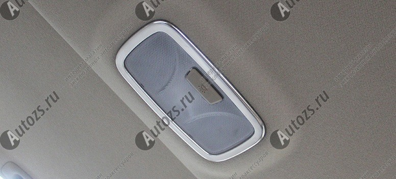Декоративная накладка для лампы салона Hyundai ix35 2010+