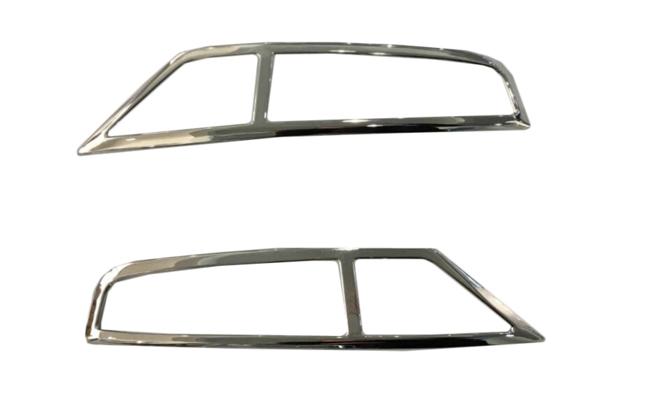 Накладки на задние ПТФ Mazda CX-5 2 2017+