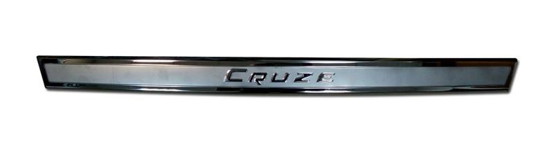 Купить Хромированная накладка на дверь багажника Chevrolet Cruze 1 2009-2015 B
