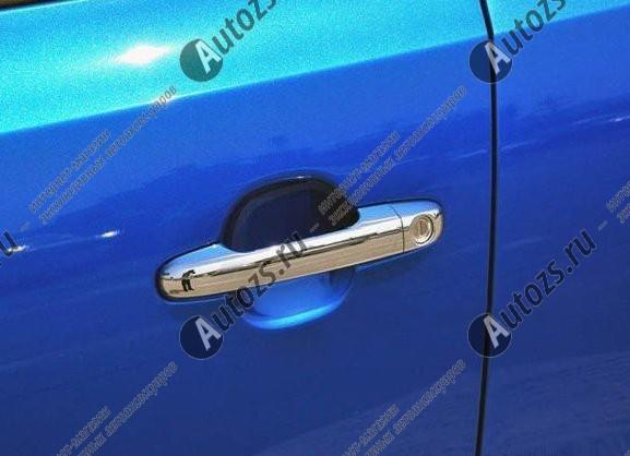 Накладки на дверные ручки Hyundai i30 1 2007-2012
