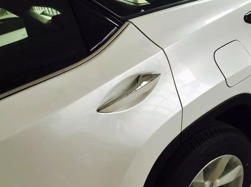 Накладки на дверные ручки Lexus RX 4 2015+