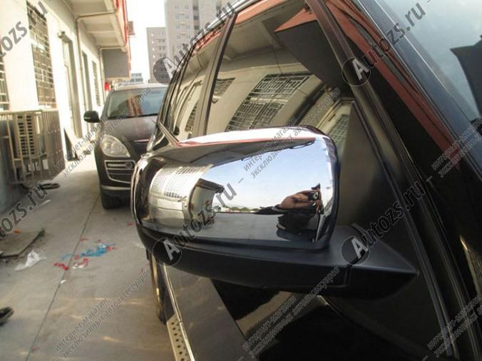 Накладки на зеркала заднего вида BMW X5 E70 2006-2013