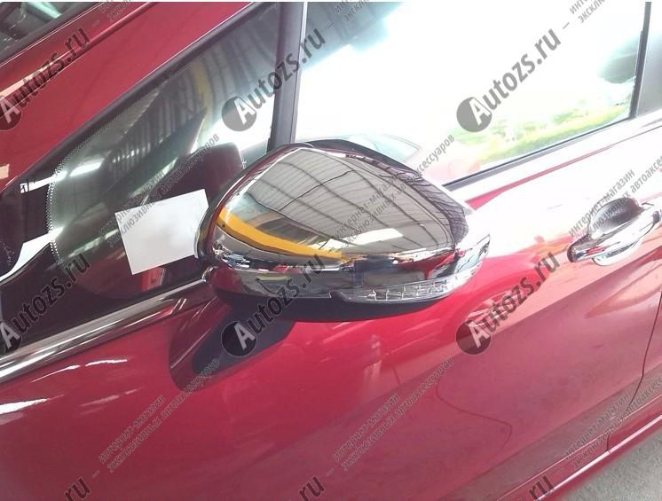 Накладки на зеркала заднего вида Peugeot 308 2 2014+Хром накладки на зеркала<br>Использование накладок на зеркала придает автомобилю оригинальный и презентабельный вид, эффектно выделяя его из общего потока транспорта. Кроме того, плавные изгибы накладок повышают обтекаемость и улучшают аэро...<br>