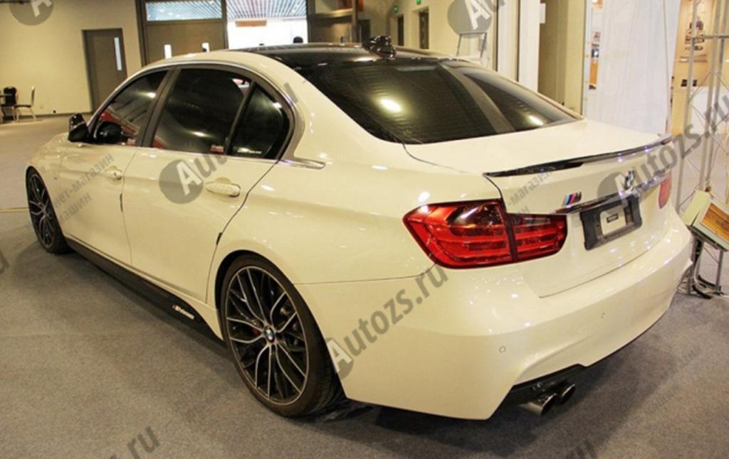 Купить со скидкой Спойлер карбон на BMW 3er F30, F31, F34 2012-2015